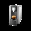 Kép 1/5 - Cremesso Compact One II Kávégép - Fényes Ezüst + Ajándék Tejhabosító