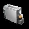 Kép 3/5 - Cremesso Compact One II Kávégép - Fényes Ezüst + Ajándék Tejhabosító