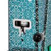 Kép 7/9 - Flytek Zip Lux Smaragd Damaszt - Professzionális POD-os kávéfőző