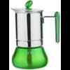 Kép 1/4 - G.A.T. Annetta kotyogós kávéfőző 4 csésze - Zöld