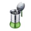 Kép 3/4 - G.A.T. Annetta kotyogós kávéfőző 4 csésze - Zöld