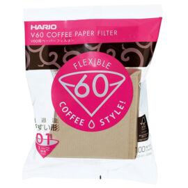 Hario Misarashi V60-01 filterpapír 100db (VCF-01-100M)