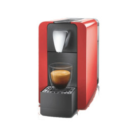 Cremesso Compact One II Kávégép - Fényes Piros