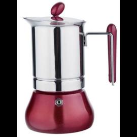 G.A.T. Annetta kotyogós kávéfőző 4 csésze - Piros