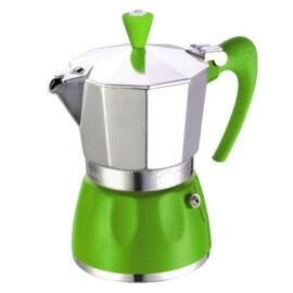 G.A.T. Delizia kotyogós kávéfőző 6 csésze - Zöld