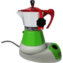 G.A.T. Fanta Italy Elektromos kávéfőző 4 csésze