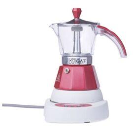 G.A.T. Vintage Elektromos kávéfőző 4 csésze - Piros
