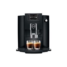 Jura E60 (Piano Black) Automata kávégép