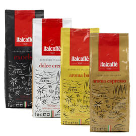 Italcaffe Full Range pack 4x1kg