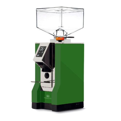Eureka Mignon Perfetto 16CR kávéőrlő - Lime Green