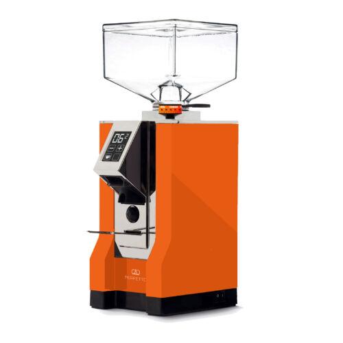 Eureka Mignon Perfetto 16CR kávéőrlő - Narancssárga