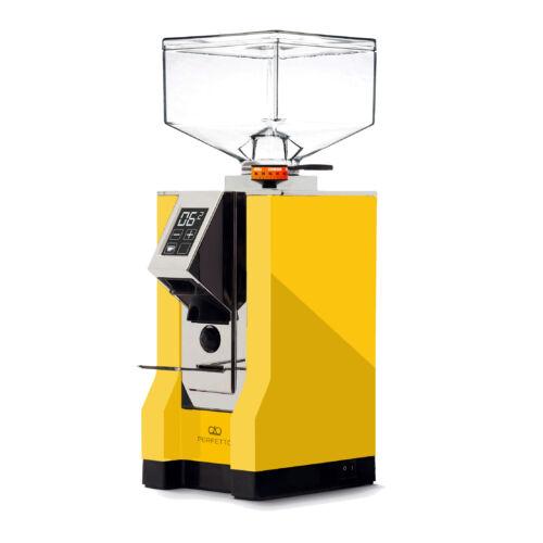 Eureka Mignon Perfetto 16CR kávéőrlő - Sárga