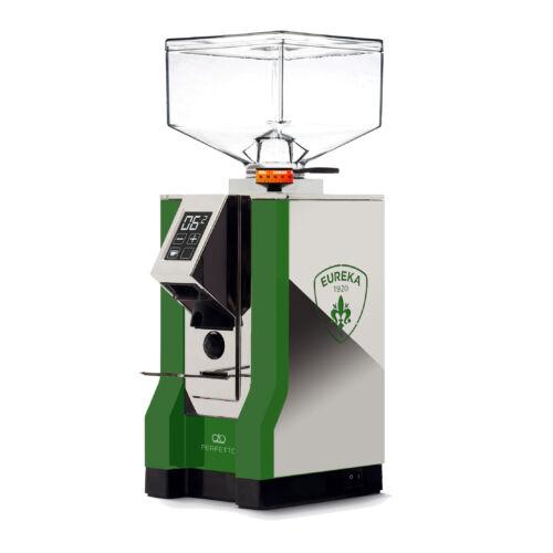 Eureka Mignon Perfetto 17NX kávéőrlő - Lime Green