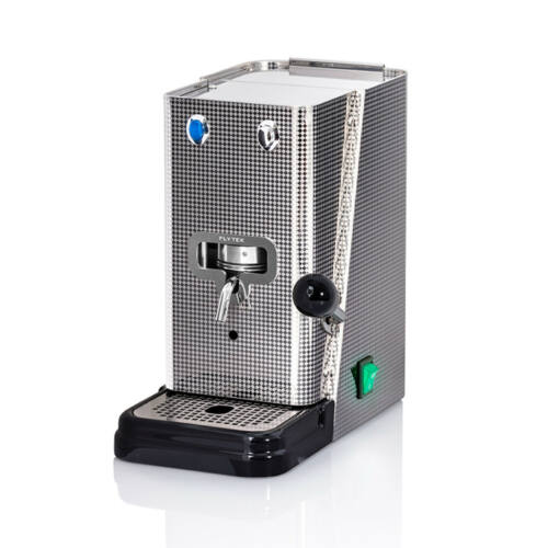 Flytek Zip Lux Quadro Ezüst - Professzionális POD-os kávéfőző