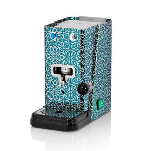 Flytek Zip Lux Smaragd Damaszt - Professzionális POD-os kávéfőző