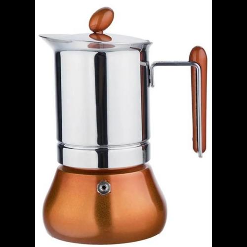G.A.T. Annetta kotyogós kávéfőző 4 csésze - Sárga