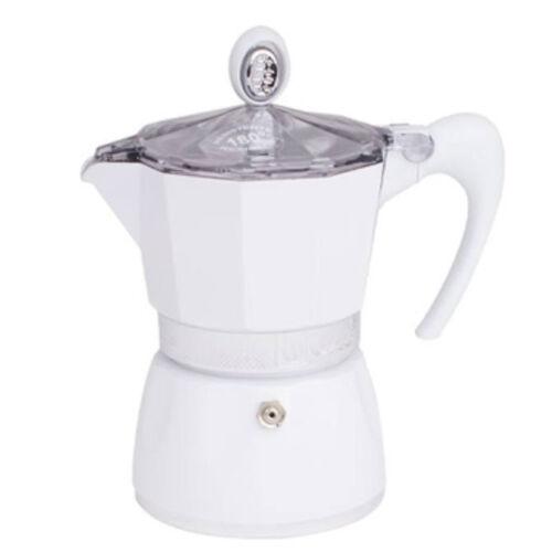 G.A.T. Bella kotyogós kávéfőző 3 csésze - Fehér