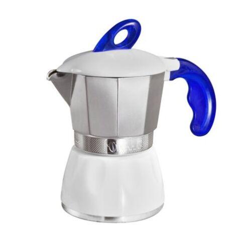 G.A.T. Minni kotyogós kávéfőző 3 csésze - Kék