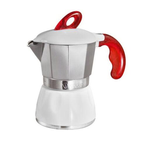 G.A.T. Minni kotyogós kávéfőző 3 csésze - Piros