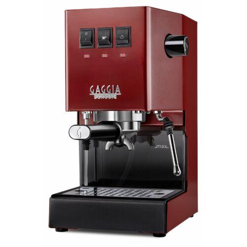 Gaggia Classic karos kávéfőző 2018 - Piros