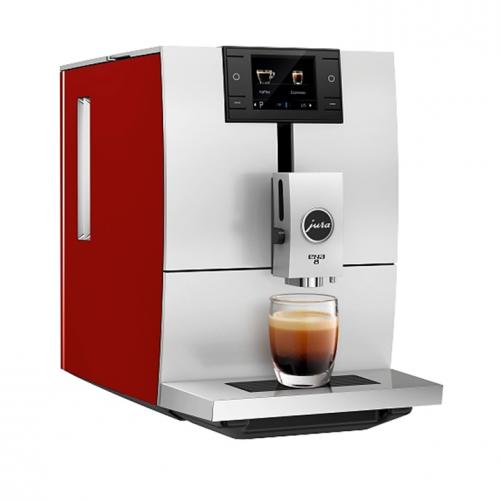 Jura ENA 8 (Sunset Red) Automata kávéfőző