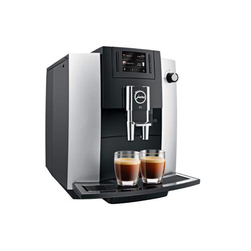 Jura E6 (Platin) Automata kávégép