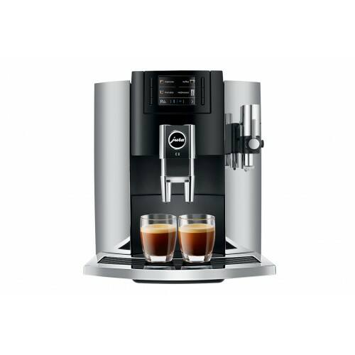 Jura E8 (Chrome) Automata kávégép