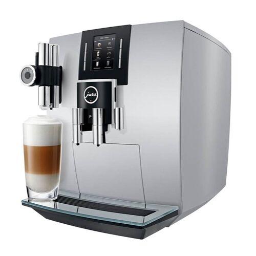 Jura J6 (Brillant Silver) Automata kávégép