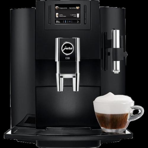 Jura E80 Automata kávéfőző gép