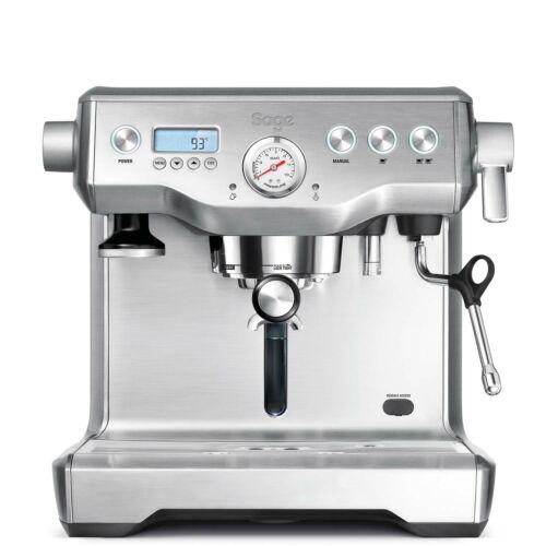 Sage BES920BSS Dual Boiler Professzionális kávéfőző