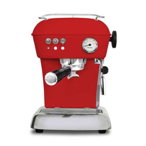ascaso Dream Zero karos kávéfőző - Piros