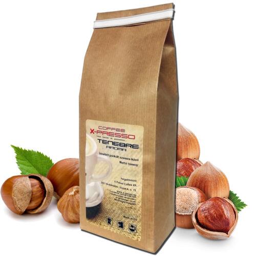 Coffee X-Presso Tenebre Aroma - Mogyoró (250g)