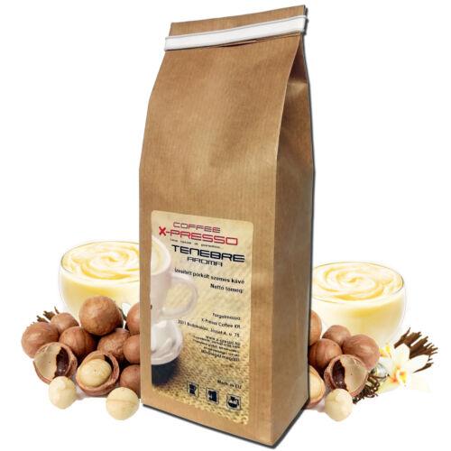 Coffee X-Presso Tenebre Aroma - Vanília Makedámia dió (250g)