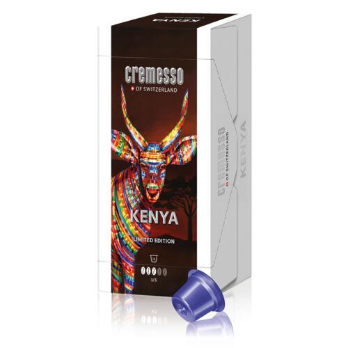 Cremesso Kenya Limited Edition Kávékapszula