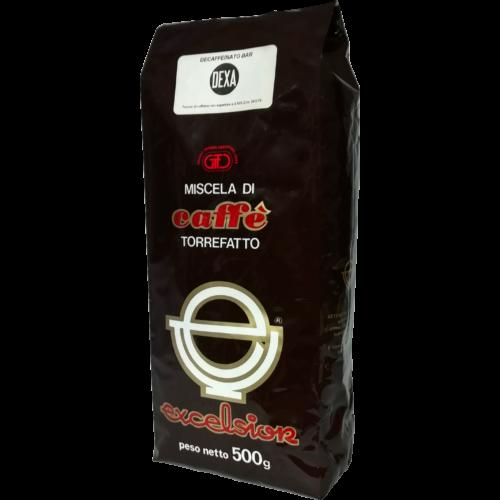Excelsior Dexa Koffeinmentes szemes kávé 0,5 kg