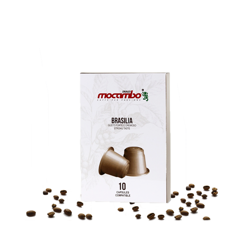Mocambo Brasilia Nespresso