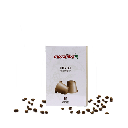 Mocambo Gran Bar Nespresso