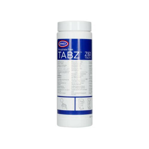 Urnex Tabz Z61 - Tisztító tabletta portafilterekhez - 120db-os