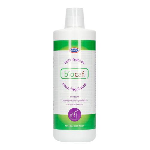 Urnex Biocaf - Tejhabosító tisztító folyadék 1L