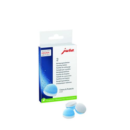 Jura 2in1 tisztító tabletta 2db-os