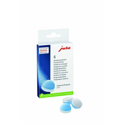 Jura 2in1 tisztító tabletta 6db-os